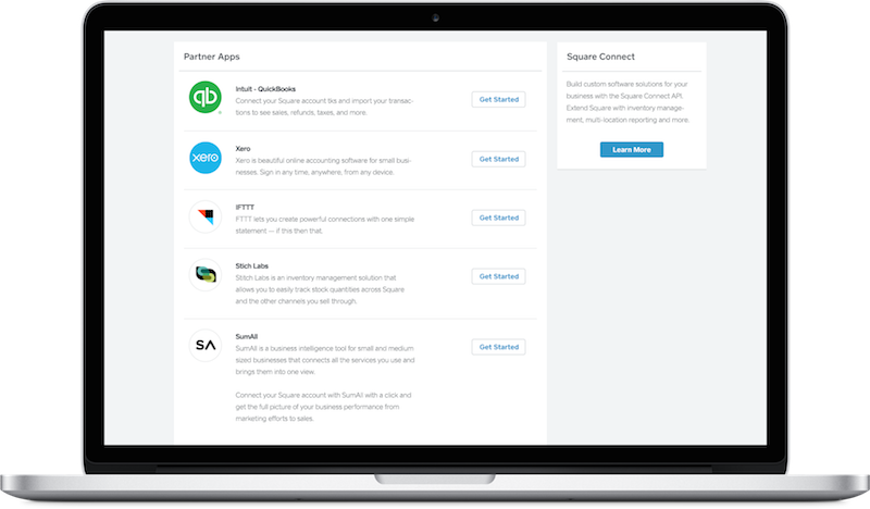 Square App Marketplace