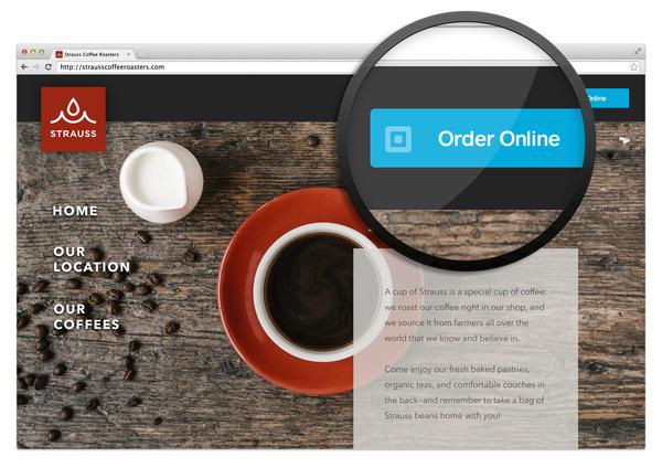 Order Online Embed Buttom