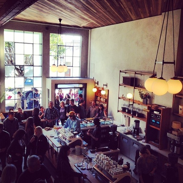 Sightglass Second Store