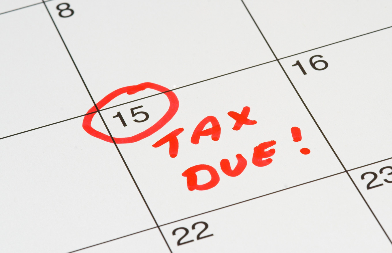 Are you ready for tax day a checklist falaconquin