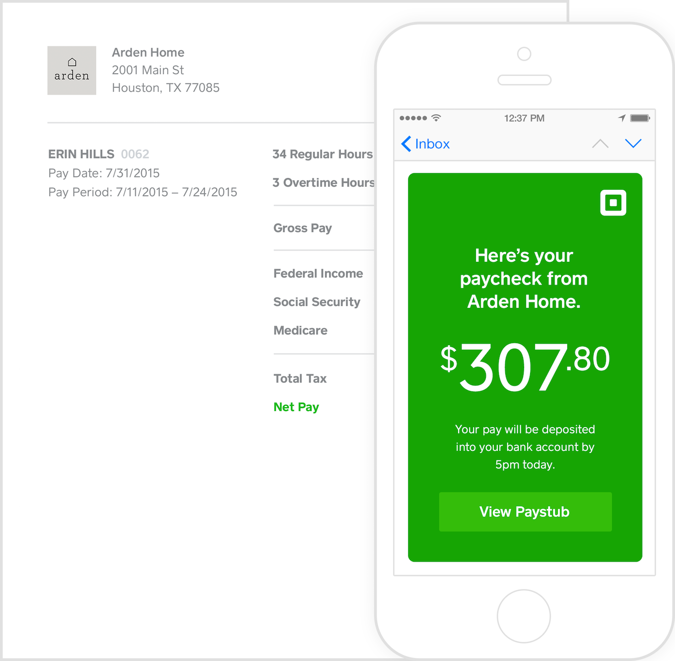 Don't Mess with Taxes: Square Payroll Saves Time and Money