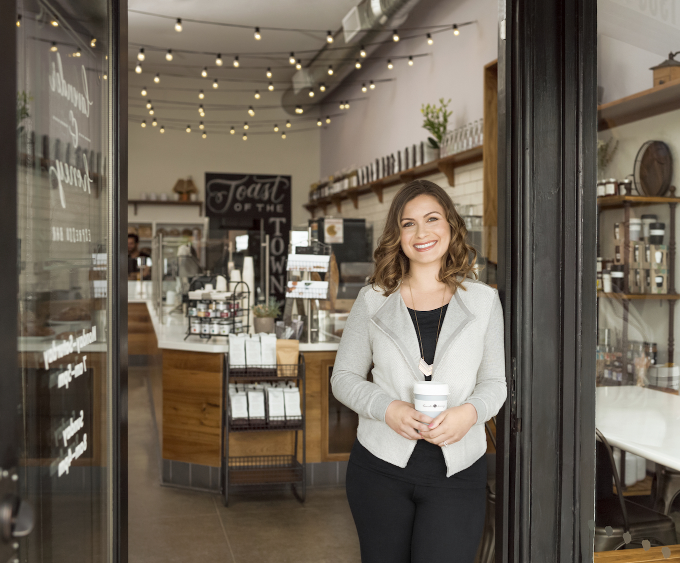 Five qualities of successful small business owners