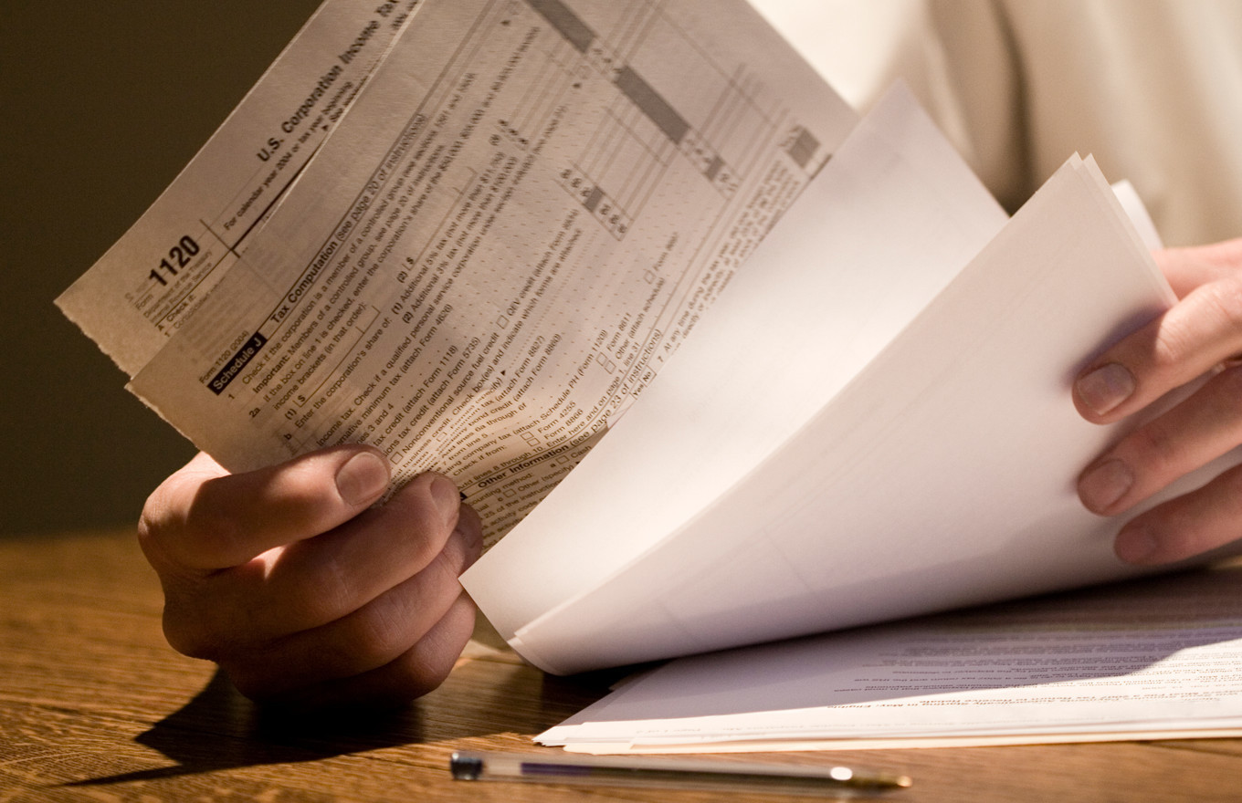 There are ways you can cut down on your tax burden if you are a self-employed professional.