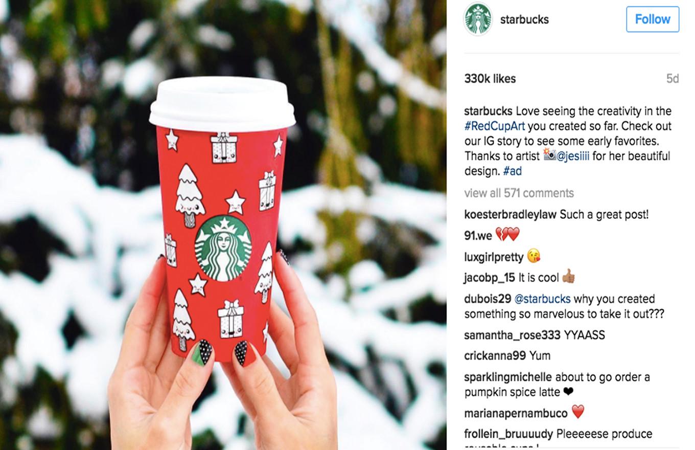 5 Brilliant Holiday Social Media Campaigns